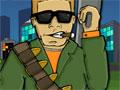 Jogo - Flaming Zombooka, Seu objetivo é acabar com todos os Zumbis o mais rápido possivel. Seja um atirador eficiente e utilize poucos tiros para acertar em todos os seus alvos. Não tenha piedade de utilizar sua bazuca. Complete todos os níveis deste jogo e acumule muitos pontos.