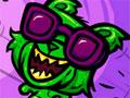Flippin Dead - Encontre as caixas pelo cenário e se transforme. Seja ágil e muito habilidoso para escapar dos zumbis pelo caminho, recolha o caixote com arco-íris e saia destruindo todos pela frente.