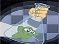 Frank N Slime - Controle o personagem pela plataforma. Use a lógica para solucionar cada quebra-cabeça oculto, salte sobre os obstáculos em busca da saída em cada fase.