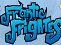 Frantic Frigates - Você está em mar aberto repleto de tubarões famintos. Sua missão é acabar com cada um e destruir os navios do piratas, evite bater sua embarcação para não afundar e pegue os baús do tesouros.