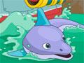 Free Fred - Salve o golfinho do sequestrador. Encontre uma maneira de libertar o bichinho dos mares, destrua cada inimigo existente em cada ação do jogo antes que seja tarde demais.