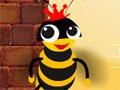 Jogo Freebees, Um pequeno grupo de abelhas esta precisando da sua ajuda neste game, sua missão é liberta-las da prisão, faça combinações nos círculos que correspondem as mesmas cores, junte três ou mais peças iguais até você conseguir elimina-las do jogo.