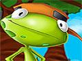 Jogo Online - Frod The Frog, Um interessante game que vai testar suas habilidades, Ajude um Sapo a encontrar sua amada. O único problema é que ele tem obstáculos pelo caminho, que só você consegue resolver. No total são 26 Níveis até que ele consiga finalmente encontrar sua namorada.