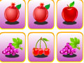 Fruit Exchange - Gire as frutas para forma trinca. Conecte três ou mais  para retirar do tabuleiro, seja rápido para o tempo não se esgotar.