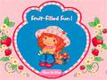Jogos da Moranguinho - Fruit Filled Fun! - Ajude a Moranguinho a fazer um mix com as frutas. Forme trinca para retirar do tabuleiro e encher a jarra, seja rápido ao formar os grupos.