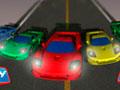 Funky Racers - Com seu carro totalmente equipado pronto vencer essa corrida. Mostre que você é um dos melhores pilotos de sua região, conduzindo seu veículo com muita habilidade deixando seus oponentes comendo poeira.