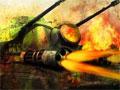 Jogo - Furious Tank, Você esta no controle de um tanque de guerra fortemente armado. Sua missão é invadir o campo do exercito inimigo em busca de acabar com todos, Seja rápido no gatilho e preserve a sua vida a qualquer custo. Obtenha dinheiro no game para conseguir comprar novos equipamentos de guerra.