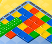 Junte grupos de peças da mesma cor para as remover do tabuleiro de jogo.