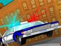 Getaway - Você ajudou alguns bandidos a fugir e agora a policia está lhe perseguindo. Pilote a van pela cidade e vá destruindo eles para que possam chegar ao ponto marcado, só evite colidir para que consiga completar a fase.