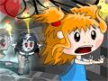 A garotinha Emily se perdeu dos seus pais dentro de um castelo mal assombrado, e seu objetivo é ajudar ela a conseguir fugir sem se machucar.