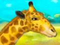 Giraffe Zoo - Você está tomando conta de uma girafa muito especial do zoológico. Sua missão é alimentar, dar banho entre outras tarefas para deixar seu bichinho muito feliz e crescer bonito e saudável.