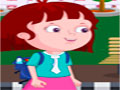 Go To School - Ajude essa garota chegar até a escola pois ela perdeu o ônibus e agora tem que ir a pé. Retire todo obstáculo do caminho para conseguir alcançar seu objetivo a tempo.