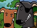 Jogo - Gone to the Dogs, Escolha o seu cão de corrida e faça suas apostas, participe de diversos torneios que estão valendo dinheiro. Sua função alem de torcedor é ser também o treinador do cachorro, seja um técnico eficiente e compre alguns itens especiais do Shopping. Analise seus adversários e conquiste todos os troféus dos corridas que participar.