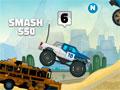 Grand Truckismo - Corra em diferentes fases com seu carro truck. Ganhe muito dinheiro para fazer um ótimo investimento em seu caminhão, ultrapasse cada adversário usando o nitro.