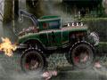 Grave Digger Truck - Você está em um mundo repleto de zumbis. Sua tarefa é exterminar o máximo de monstros possíveis, recolha alguns fracos que via te dar um super poder para seu veículo.