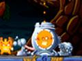 Greemlins Kamikaze - Elimine os kamikaze da tela rapidamente. Combine três ou mais cores idêntica para retirá-lo do playboard, ganhe pontos para comprar truques especiais.
