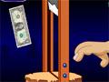 Handless Millionaire - Você quer ser um milionário então tente completar esse jogo sem perder um membro do seu corpo. Observe a guiliotina e recolha o dinheiro que está preso, mas seja rápido pois é muito perigo vacilar.