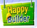 Happy Builder - Faça construções fantásticas com a ajuda de um guindaste. Controle os movimentos colocando as armações em lugares certos e rápido para marcar muitos pontos.