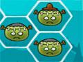 Happy Dead Friends Players Pack - Encontre maneiras para ligar os amigos. Sua tarefa é interliga-lós com o menor número de tentativas possíveis para concluir todos os estágios.