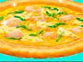 Healthy Pizza - Mostre toda sua habilidade como pizzaiolo. Crie diversos sabores para sua pizza, misture todos os ingredientes cuidadosamente e depois coloque sobre massa para assar.