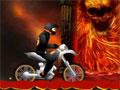 Hell Riders, Você é um motoqueiro e tem que atravessar o inferno fazendo acrobacias alucinadas. Sendo cuidadoso e habilidoso para realizar suas manobras com perfeição e agilidade.