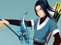 Heroic Archer 3 - Você é um arqueiro, o melhor de toda região. Sua missão é salvar a donzela das mãos dos inimigos, mire e atire corretamente nas cordas para concluir sua tarefa.