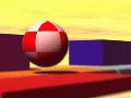 Jogo Hi Roads, Controle uma bola em diversos desafios espalhados pelo labirinto, complete todos os níveis do game, passe por todos obstáculos e tome muito cuidado com os abismos, seja rápido para acumular muitos pontos.