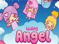 Hiding Angel, Jogo de Memória das anjinhas Cookie, Angie, Bell e Dinsy, divirta-se brincando com elas de esconde-esconde, seu objetivo é encontrá-las na movimentação das nuvens.