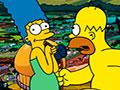 Homer Saves Marge - Homer Simpons precisa salvar sua amada Marge. Salte sobre as plataformas, recolha as rosquinhas e as bebidas pelo cenário evitando os todos os obstáculos.