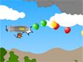 Mais um jogo baseado no Bloons, seu objetivo é estourar o máximo de balões que conseguir dentro de um dirigível, tome muito cuidado para não bater nos obstáculos.