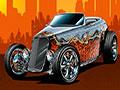 Hot Rod Racing - Acelere fundo e supere cada obstáculo. Pilote o seu veículo recolhendo o máximo de dinheiro que conseguir, depois faça upgrade no seu carro e se torne o verdadeiro campeão.