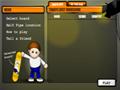 Jogo - Gmx Skateboarding, Sua missão é fazer manobras radicais com seu Skate no half pipe. Sera que você consegue?