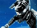 Ice Rider - Pilote sua moto por lugares cobertos de neve. Faça manobras iradas com todo equilíbrio de um ótimo piloto. Completar todo seu percurso em menor tempo possível, recolha as moedas pelo caminho.