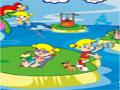 Jogo Ilha da Xuxinha, a Xuxinha precisa da sua ajuda para escolher um novo cenário da sua ida a praia, seja criativa e divirta-se brincando com este novo joguinho.