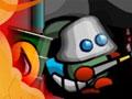 Inferno Meltdown - Você é capaz de controlar um incêndio que está fora de controle? Ajude o robô bombeiro apagar o fogo e recolher as moedas para depois fazer um upgrade, seja eficiente em cada fase para ser completada.
