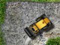 Jogo JCB Rally, Guie o seu veículo pela pista e complete todas as voltas no menor tempo possivel, tome muito cuidado com as curvas e obstáculos que você encontrar, teste suas habilidades no volante e divirta-se!