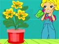 Neste jogo da Polly, você vai ajudar ela a plantar as sementes e regar com aguá para descobrir qual planta vai nascer, cada uma tem uma surpresa, A Polly Pocket adora descobrir quais plantas irão crescer em seu Jardim.