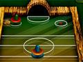 Jungle Air Hockey - Mostre suas habilidades nesse jogo de hockey. Movimente o disco mandando ele para dentro da trave do seu adversário, marque muitos gols e finalize a partida como o melhor.