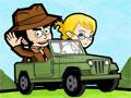 Jungle Jones - Ajude o Jones em mais uma aventura. Percorra toda a selva em busca do tesouro perdido, encare todas as armadilhas e desvenda alguns enigmas para concluir os estágios deste jogo de aventura.