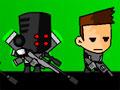 Kill The Heroes - Monte uma defesa invencível. Elimine os aliens usando os acessórios disponíveis, seja habilidoso para completar toda a missão.