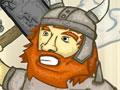 Launch To Valhalla - Derrote todos os demônios soltos pelo cenário. Ajude o viking em sua batalha, estabeleça a força necessário para alcançar o ponto mais alto e depois faça um upgrade.