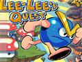 Lee Lees Quest - Ajude o Lee a encontrar a namorada que foi sequestrada. Passe por todos os níveis exterminando cada inimigos, superando os obstáculos para resgatar a amada.