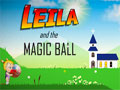 Leila And The Ball - Ajude a beb� a atravessar todo o cen�rio. Movimente pe�a pelo caminho para abrir porta e outras coisas, recolha estrelas e as mamadeiras em lugares super alto, utilize as caixas como apoio e n�o esque�a de carregar com voc� a bola que destro� os obst�culos.
