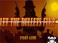 Let The Bullets Fly 2 - Você tem como missão detonar todos os inimigos. Mire sua arma sobre ele e tente como apenas um tiro acertar o máximo de pessoas possíveis, só tenha cuidado com os explosivos.