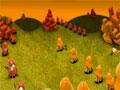 Little Wars - Use estrat�gias para proteger a pequena tribo dos inimigos. Leve seus soldados at� a aldeia lute contra os oponentes, ven�a e ganhe mais for�a, fa�a aliados para se tornar mais forte.