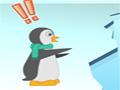 Como você sabe é muito frio no Polo Norte, e você precisa ajudar esses pinguins a atravessar para ficar perto de seus Pais, leve todos eles para o outro lado e faça todos felizes!<br /><br />  Regras: Somente pinguins da mesma cor pode ficar juntos, os pinguins menores irão embora se seus pais não estiverem perto deles.