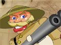 Que tal ser um caçador?, neste jogo você é o caçador de animais, seja rápido no gatilho, recarregue sua arma e fique pronto para mostrar que você sabe caçar.