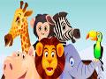 Lost Animals - Use o raciocínio para colocar os animais em suas jaulas. Use o seu canhão para disparar no alvo, fique atento com o seu tempo para não se esgotar.