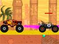 Mad Truck Challenge - Crie seu carro monster irado. Desafie os seus oponentes nesse combate, passe por cada um pelos diversos cen�rios para se tornar um campe�o.