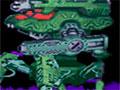 Magic Steel - Assuma o controle de um robô rebelde. Destrua seus inimigos usando seu poder mágico e seu armamento para alcançar a saída que fica no topo de cada estágio,  use corretamente a mágia e ganhe novas experiência e depois faça um upgrade.